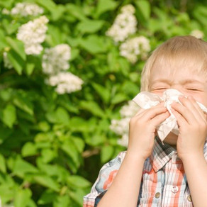 The Do's and....*ACHOO* Don'ts of Seasonal Allergies (for Parents)