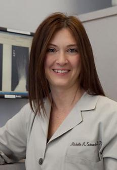 Podiatrist, Dr. Michelle Schroeder