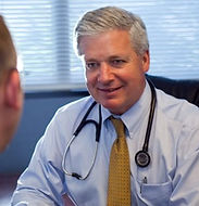 Internist and President Dr. Robert Olson