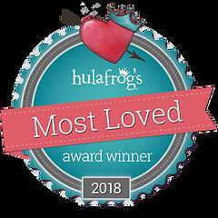 HulaFrogs Most Loved Winner 2018