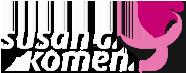 Susan G Komen Race for the Cure Logo