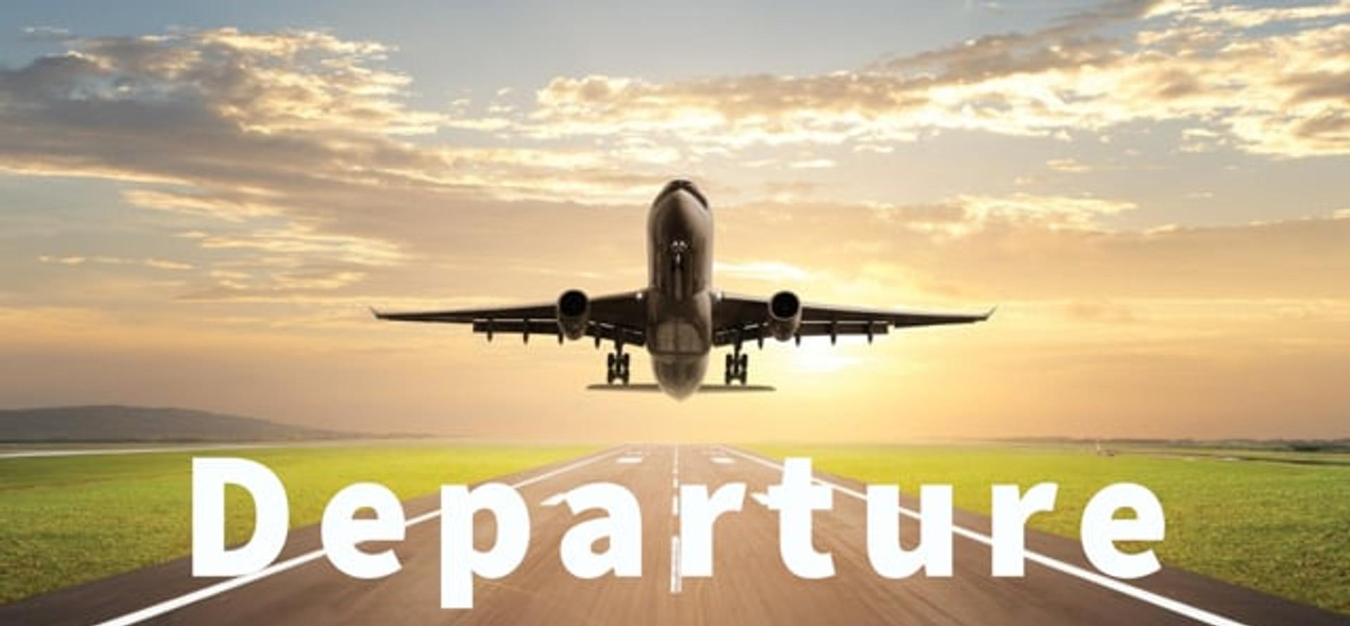 Departure Part 1