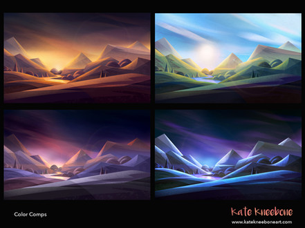 Colour Comps