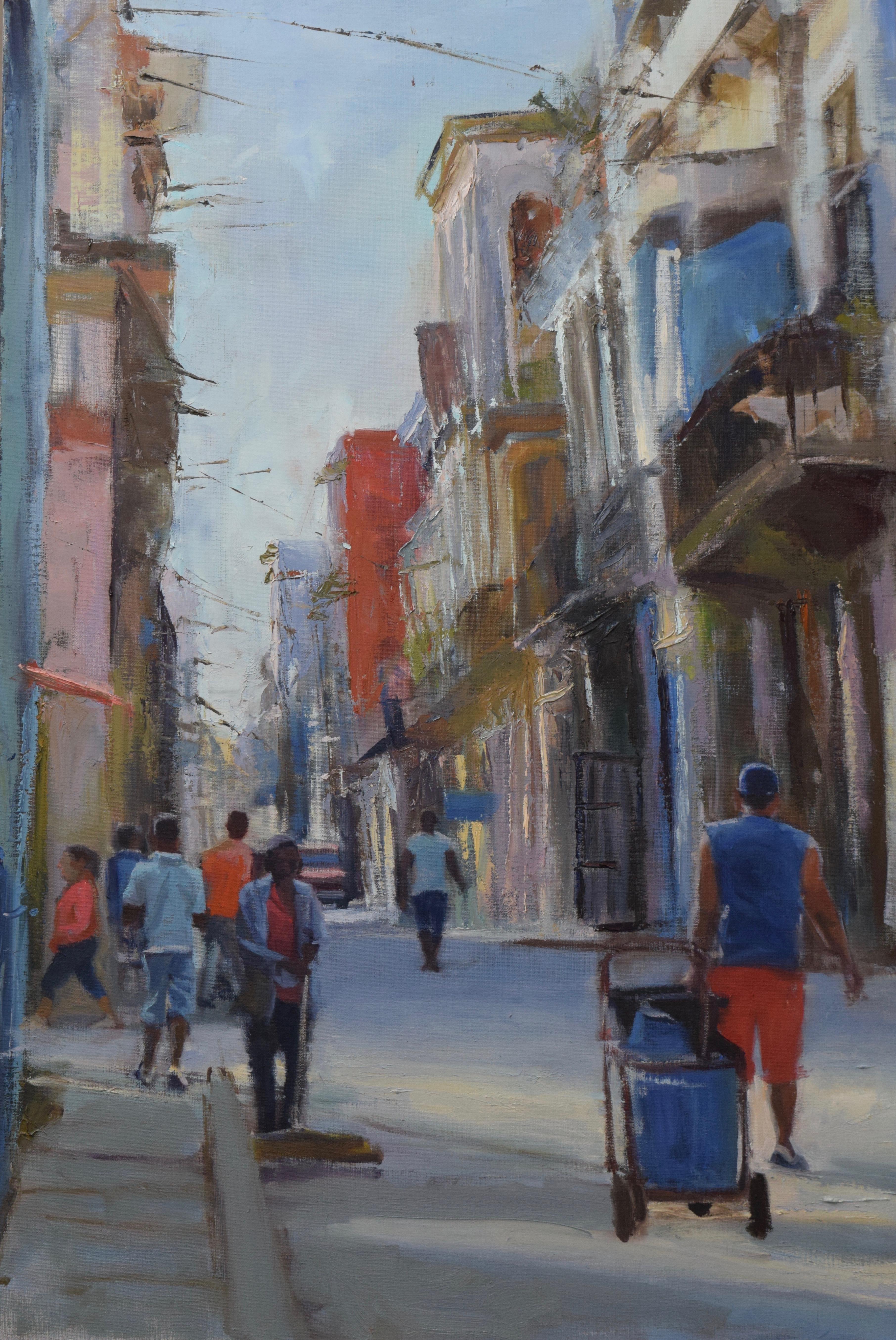 Havana Street Cleaners