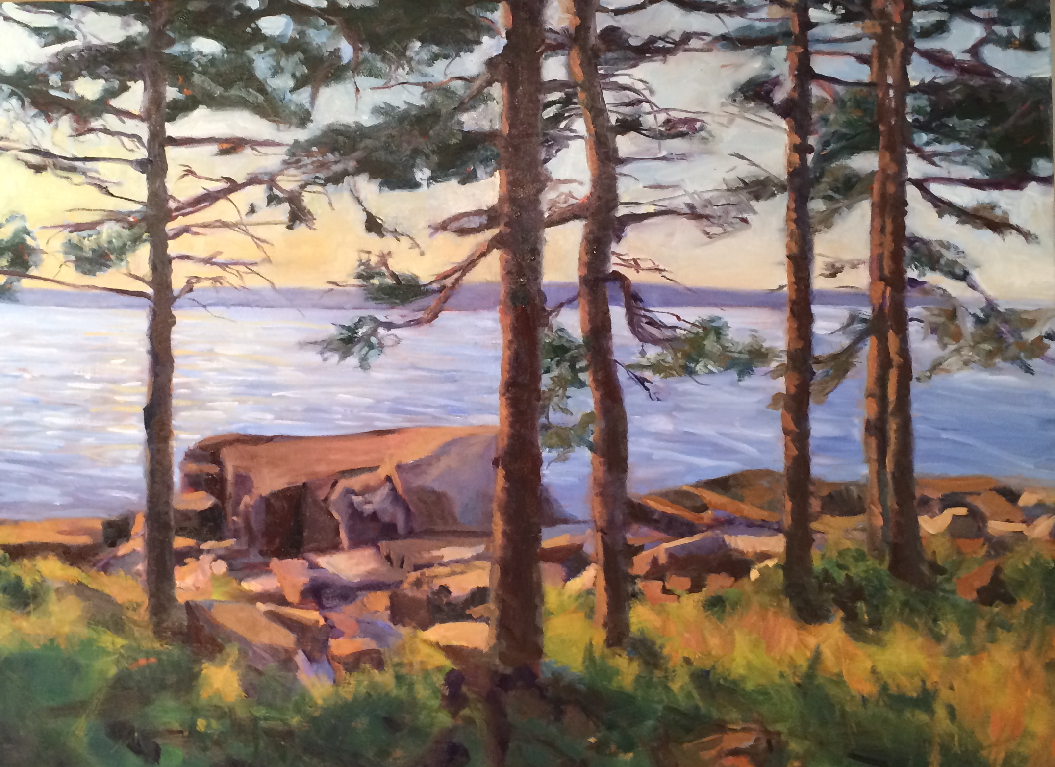 Swans Island Maine