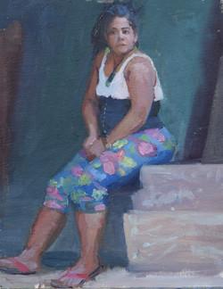 Cuban Mother
