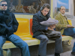 Three Blind Men