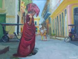 Shadows in Havana
