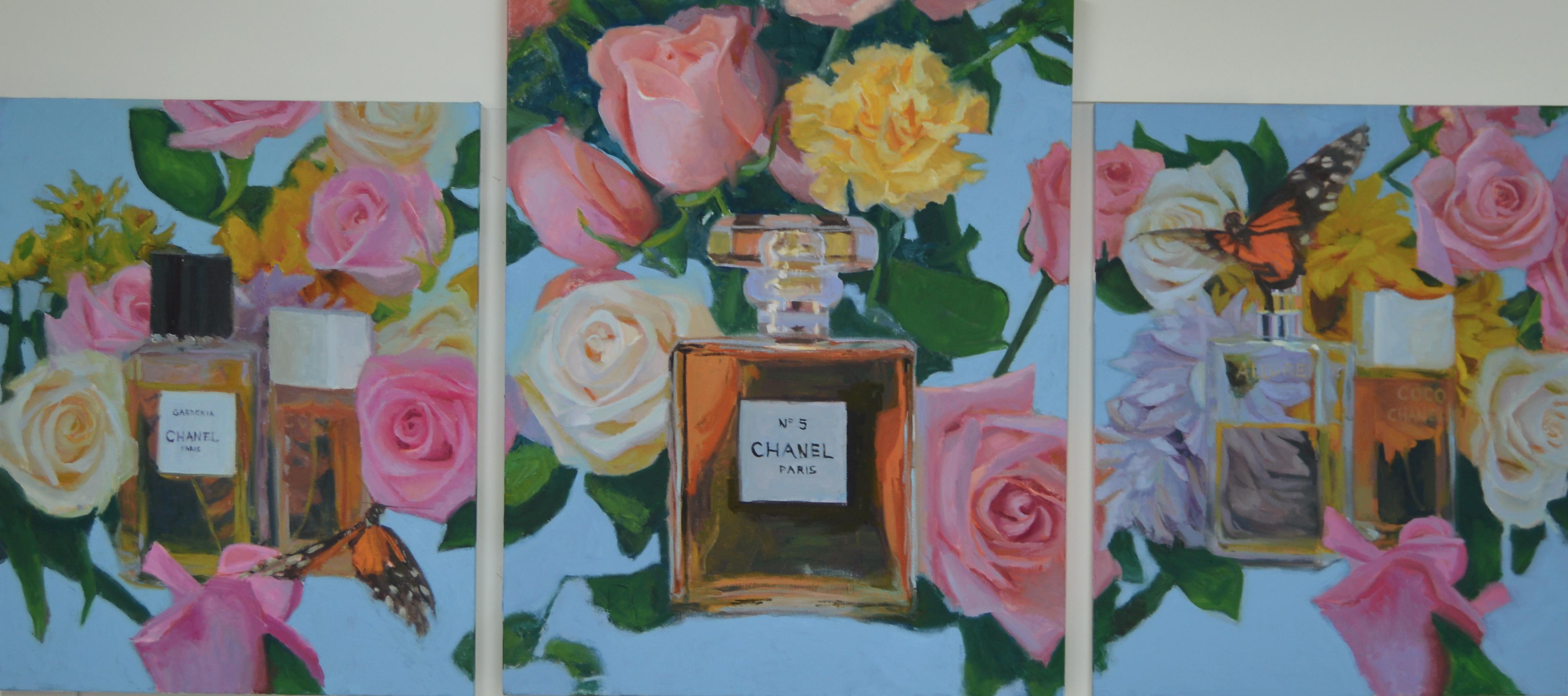 Perfume Triptic