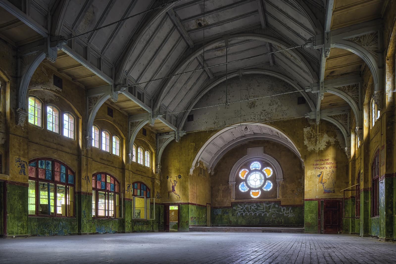 the soviet gym