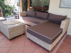cojin terraza espuma alta densidad