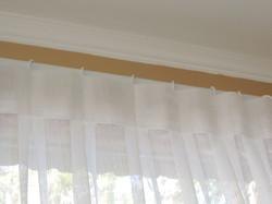 cortina visillo cocina