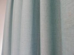 cortina blackout turqueza