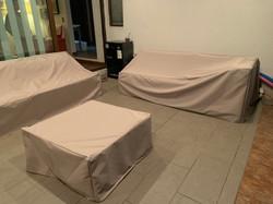 funda cobertora protectora de muebles