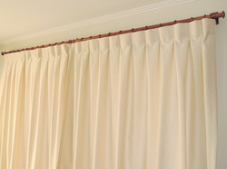 cortina crudo barra cobre