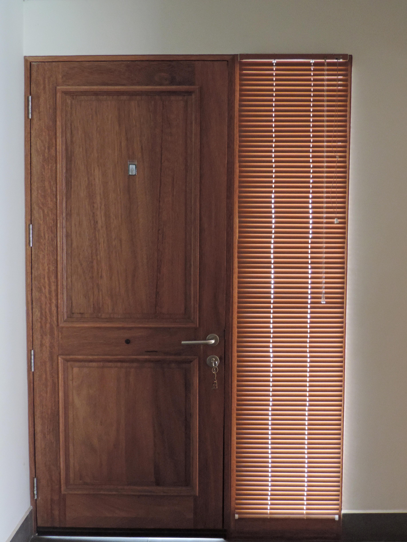persiana madera