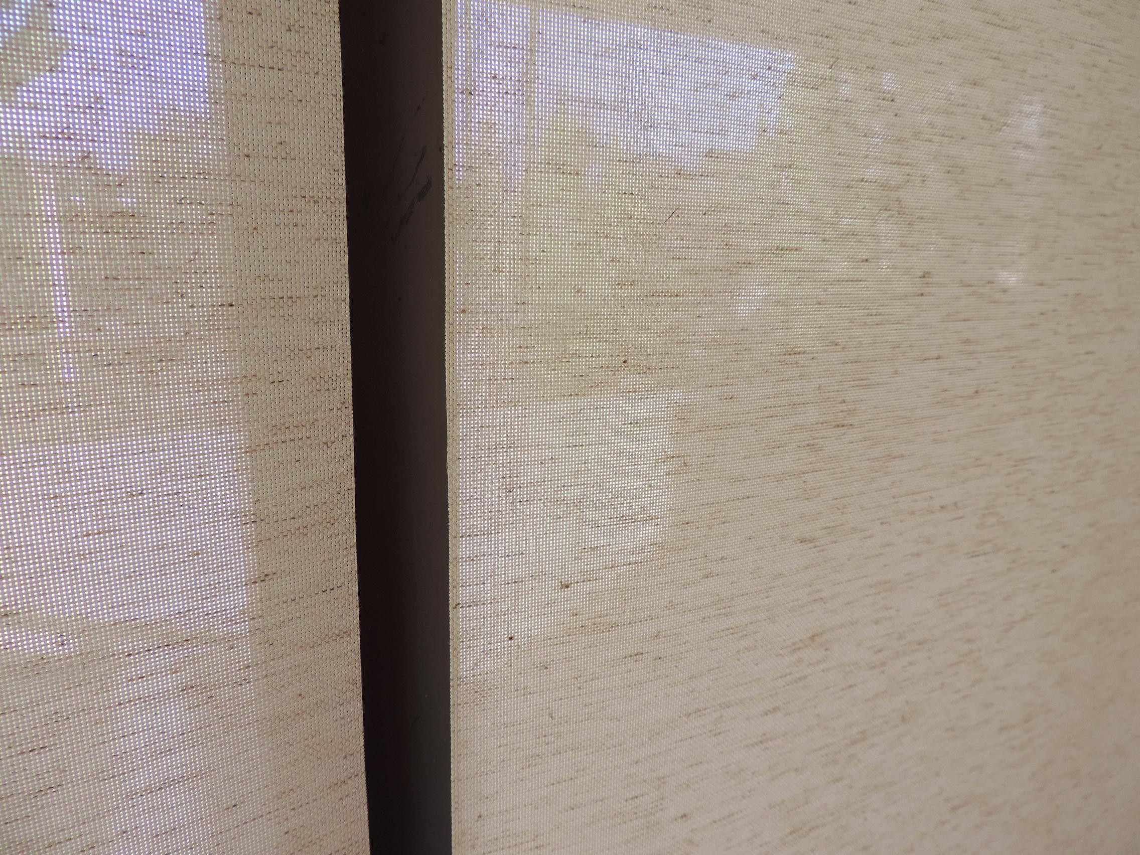 detalle roller susncreen texturado