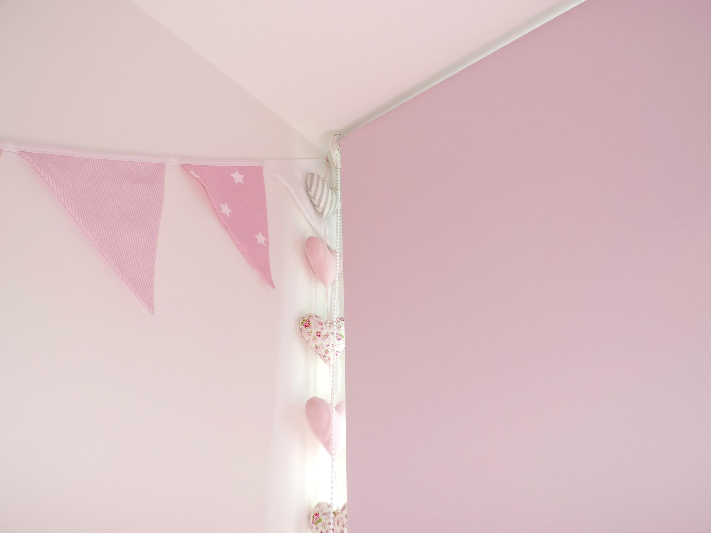 roller blackout rosado nina