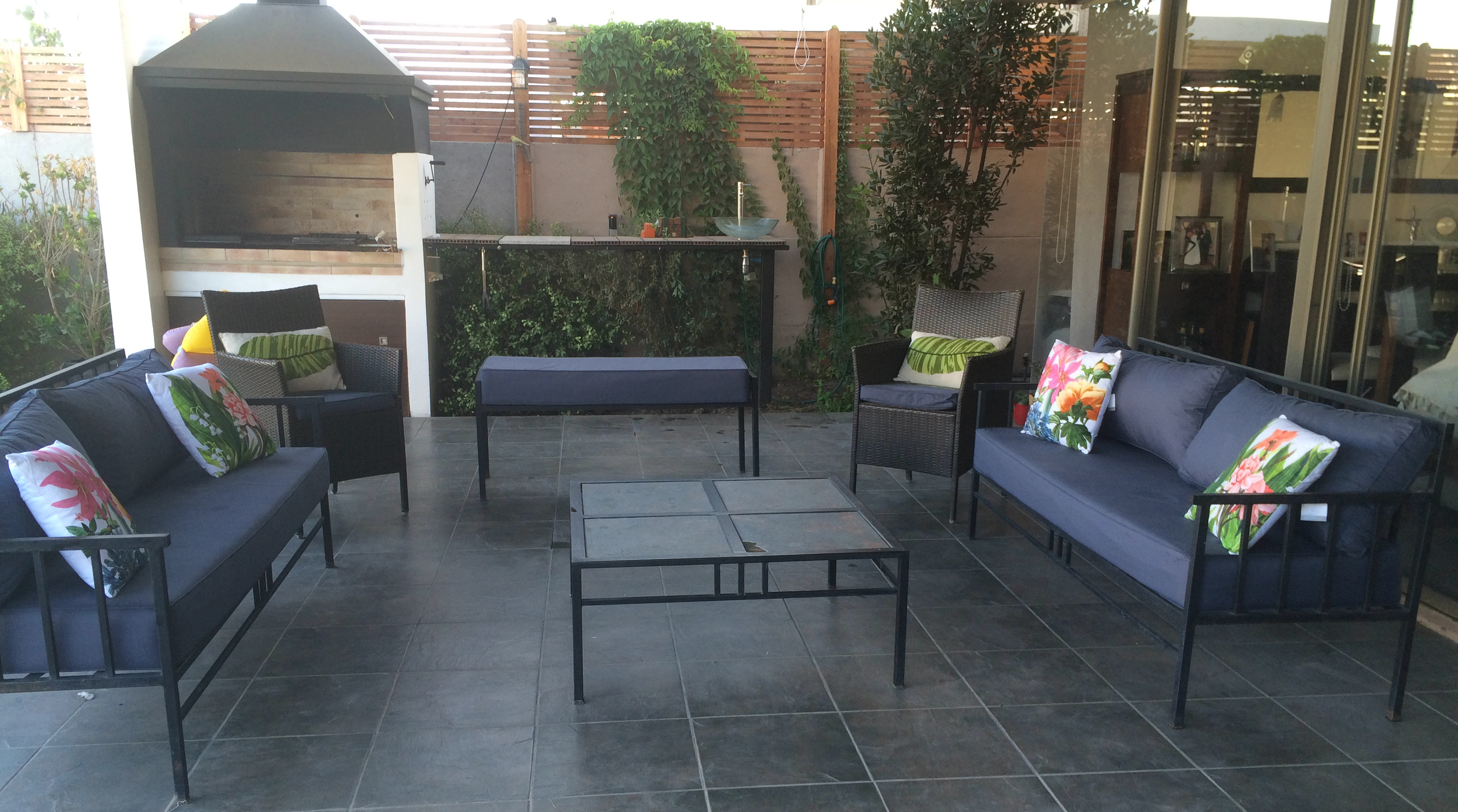 fundas impermeables terraza