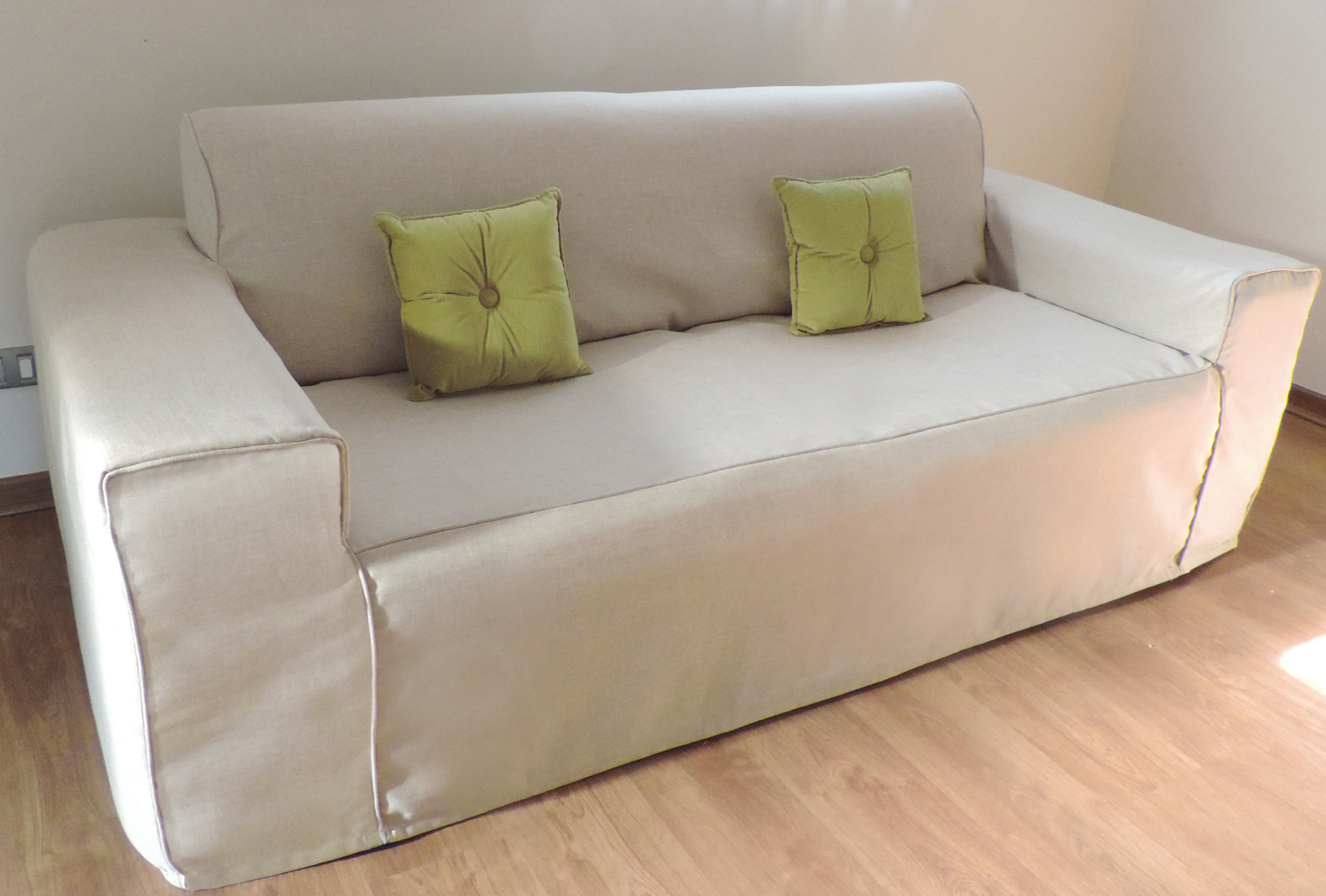 funda sofa sin cojines