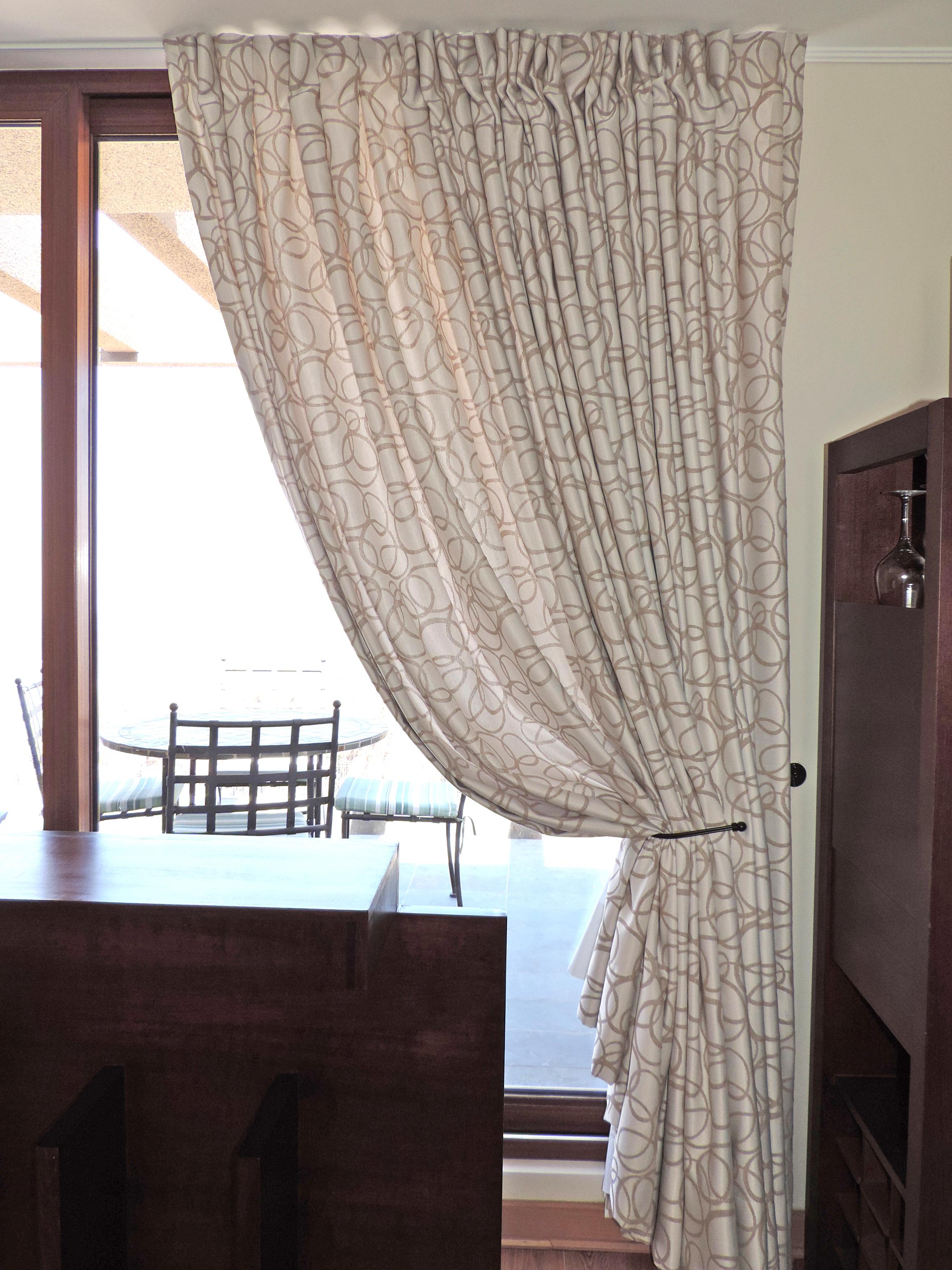 cortina clásica