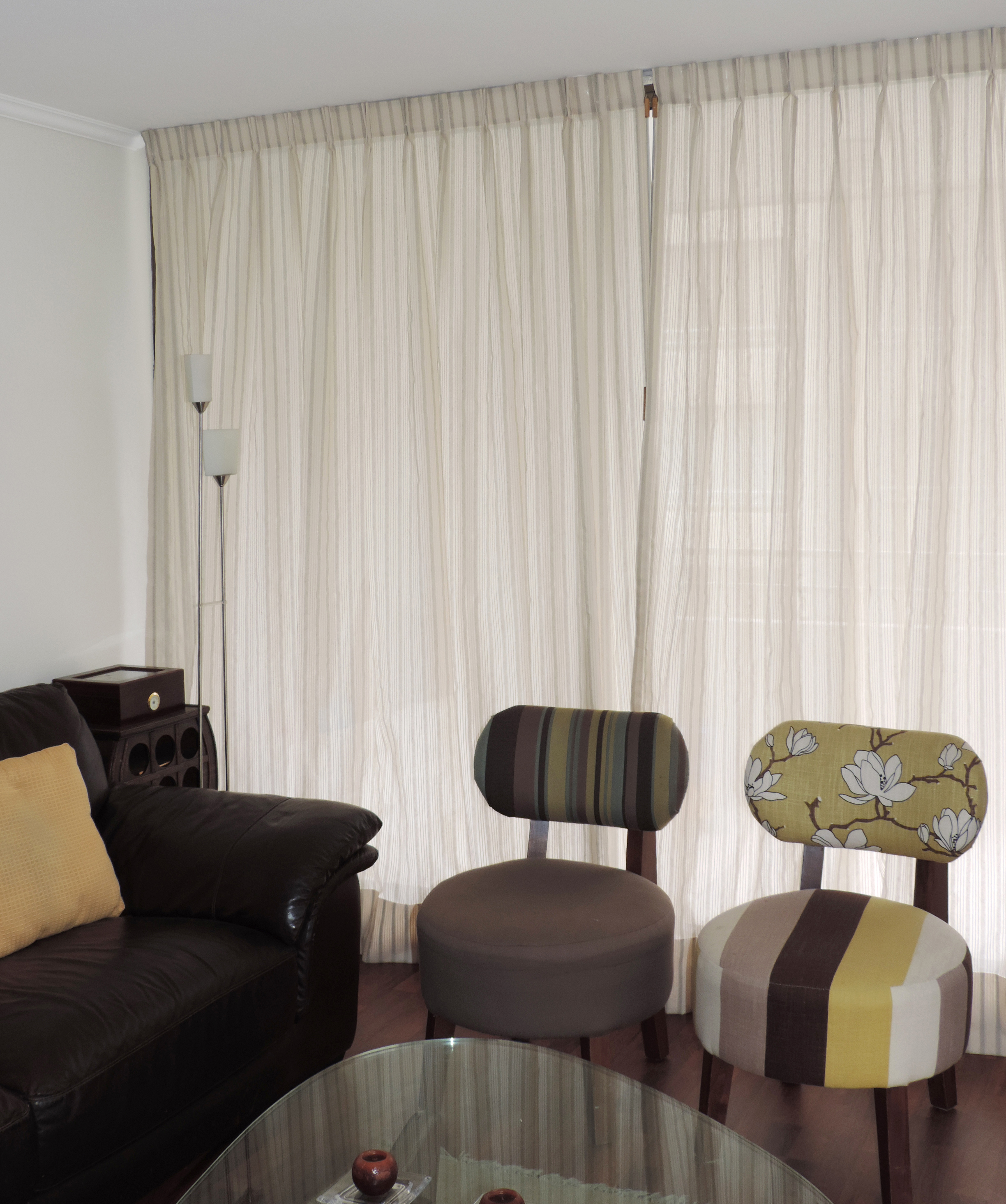cortinas pinza clasica