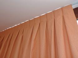 cortina blackout naranjo