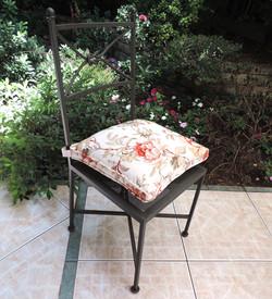 asiento comedor terraza