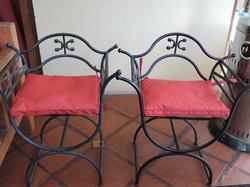 cojin espuma sillas