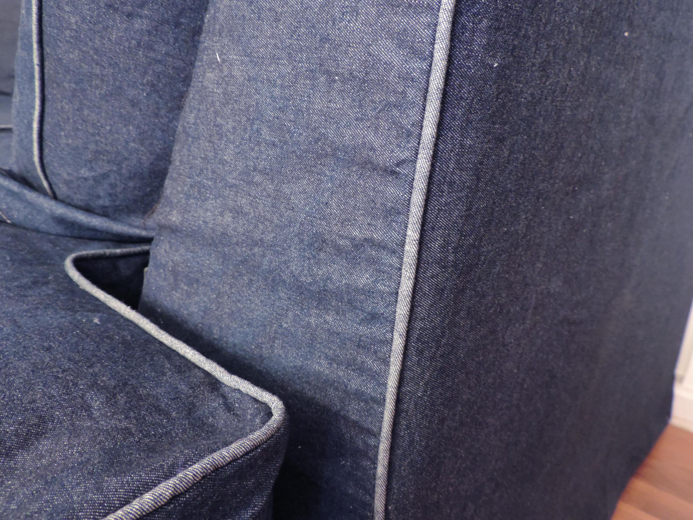 funda sofa jeans