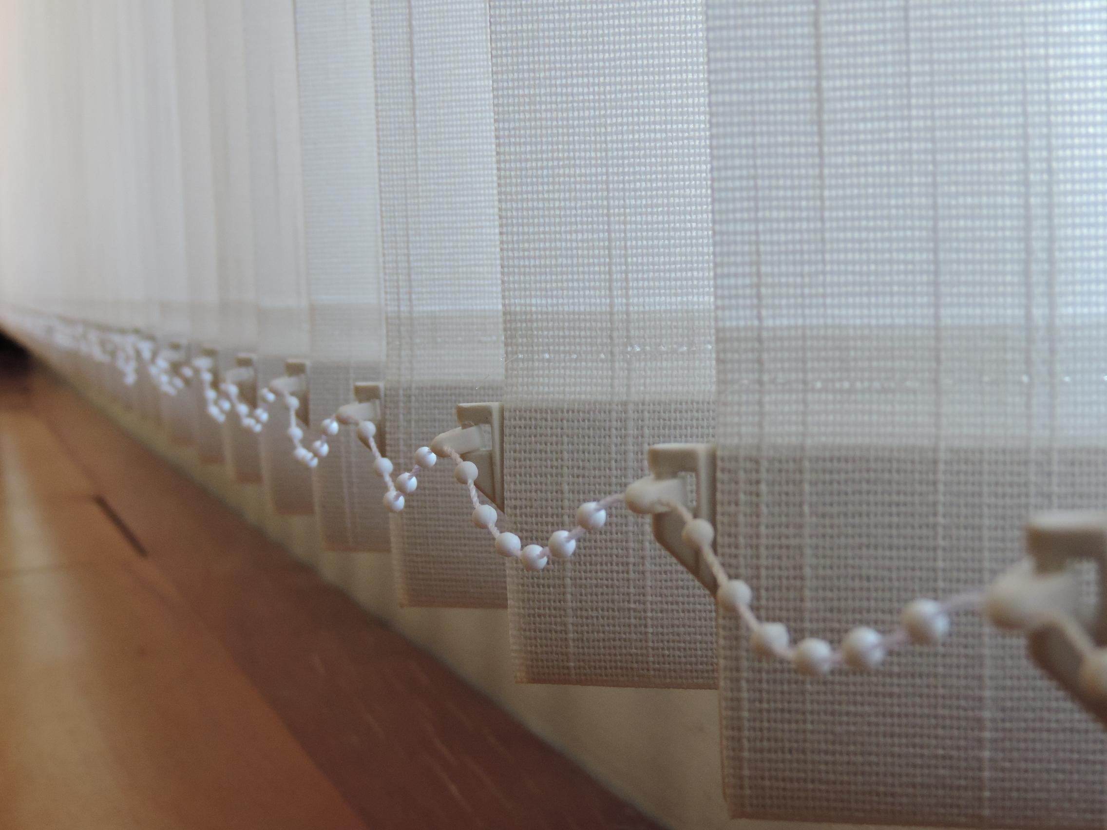 cortina vertical rustica