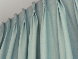 cortina 3 pinzas