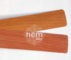 persiana tipo madera