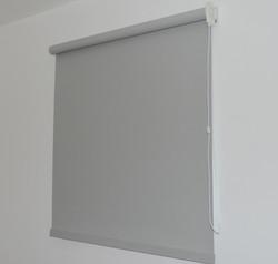 roller PVC gris