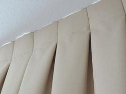 cortina blackout beige
