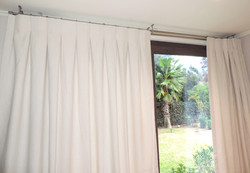 cortina barra