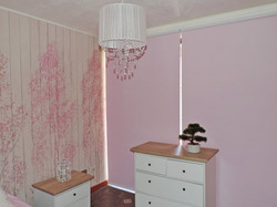 roller blackout rosado