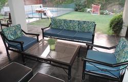 cojin espuma terraza