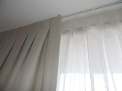 cortina forrada en sunout