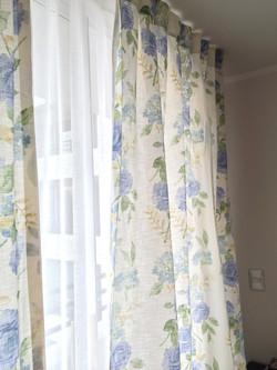 cortinas de riel