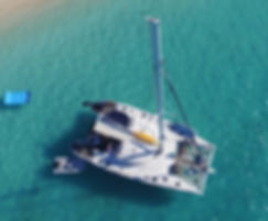 Vivo from above Fountaine Pajot 60'