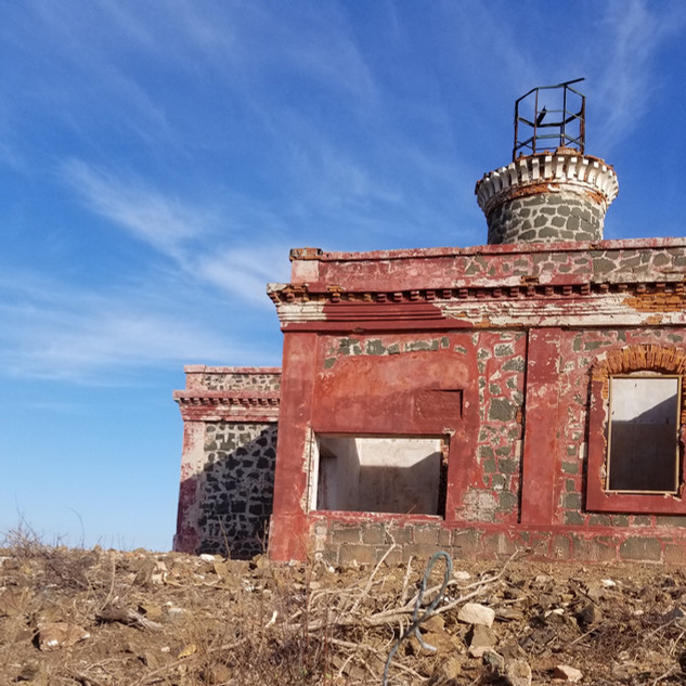 Culebrita light house