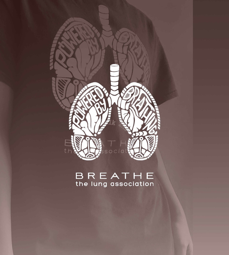 Powered By Breathing Shirt