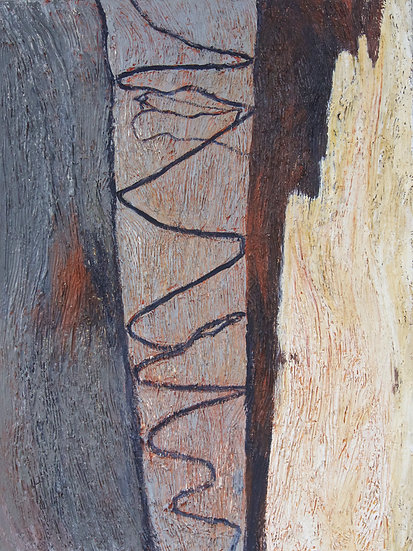 Scribbly Bark 2 by Gay Emmerson