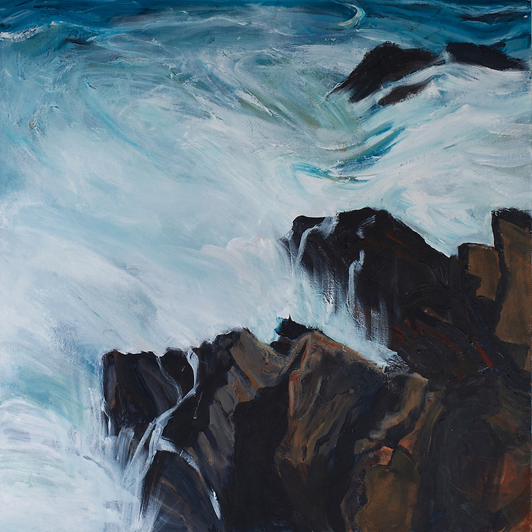 WATER    Paintings by Gay Emmerson at Fern Street Gallery   MAY 10 - 16