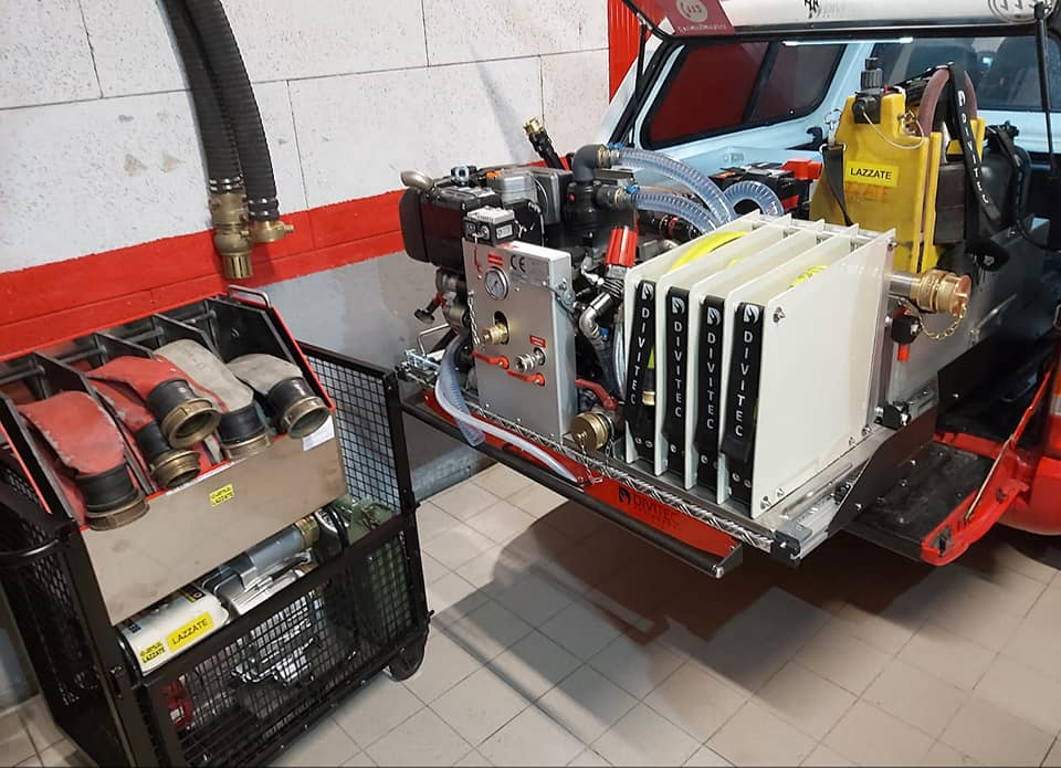 Modulo idrogeologico e antincendio