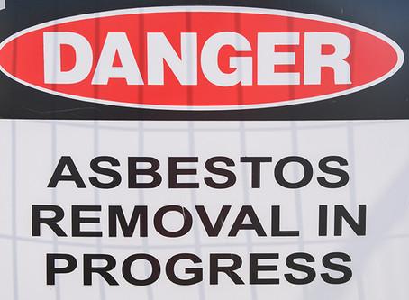 Asbestos - is my property safe?