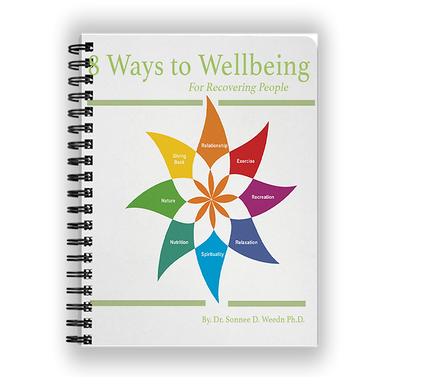 8 Ways to Wellbeing Workbook