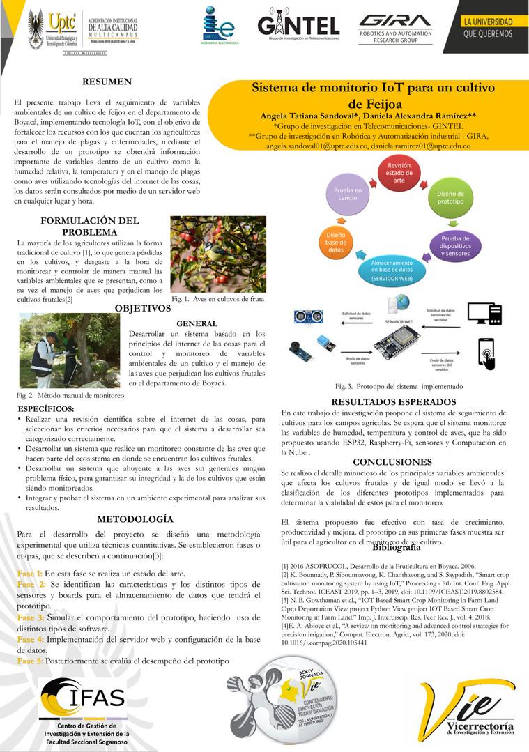 Sistema de monitoreo IoT para un cultivo de Feijoa