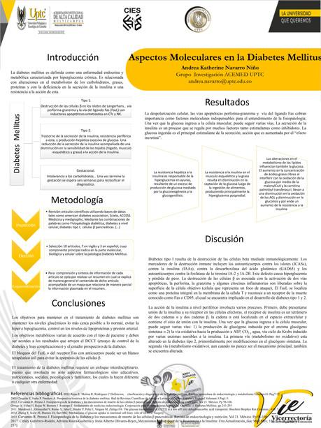Aspectos Moleculares en la Diabetes Mellitus